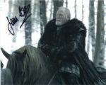 James Cosmo (Braveheart, Game of Thrones) - Genuine Signed Autograph 7810